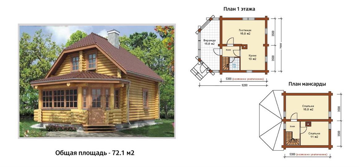 Картинка 3 - Строительство домов под ключ
